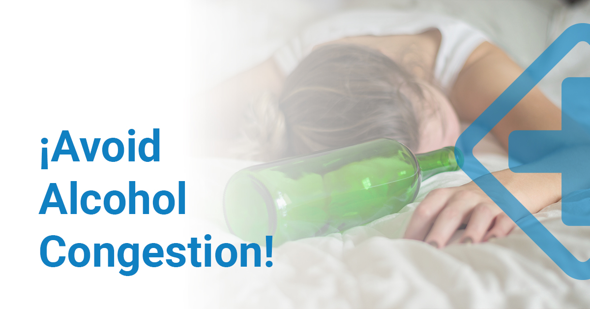 What is Alcohol Congestion?