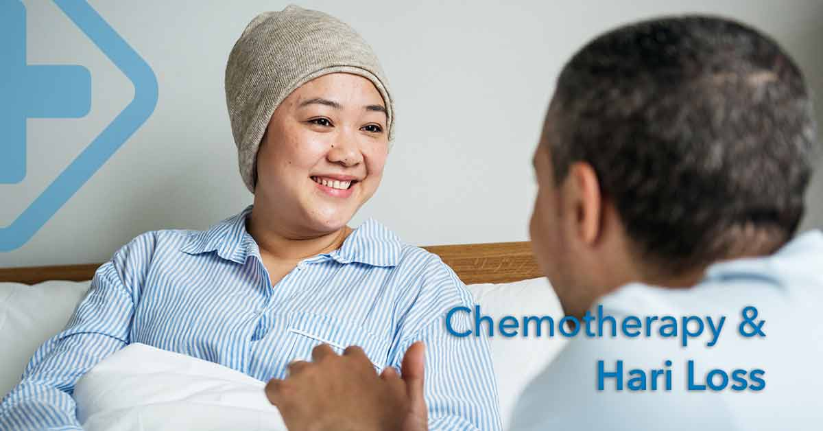 Chemotherapy and hair loss:
