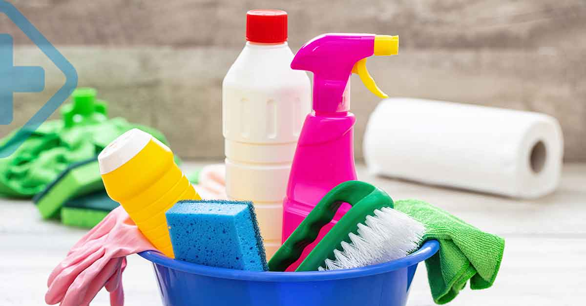 Protect your family and yourself from these Household Chemical Products!